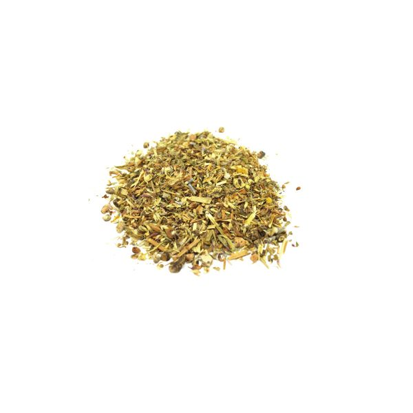 De-Stressor Tea We combined this tea with our Starry Night which has relaxing herbs of Chamomile and Lavender and light soft taste.