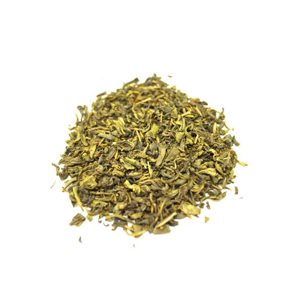 This green tea is such a traditional Green Tea from China that is dried with Jasmine flowers giving it a slightly floral taste.