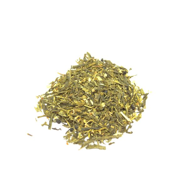 Plum Crazee Pie A great and refreshing Plum Green tea. One of the first teas we developed and is a great option made hot or cold!