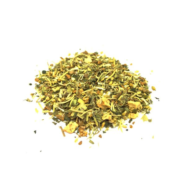 Tummy Tamer Tea This combination of herbs helps the body with the occasional sour stomach that can occur during pregnancy