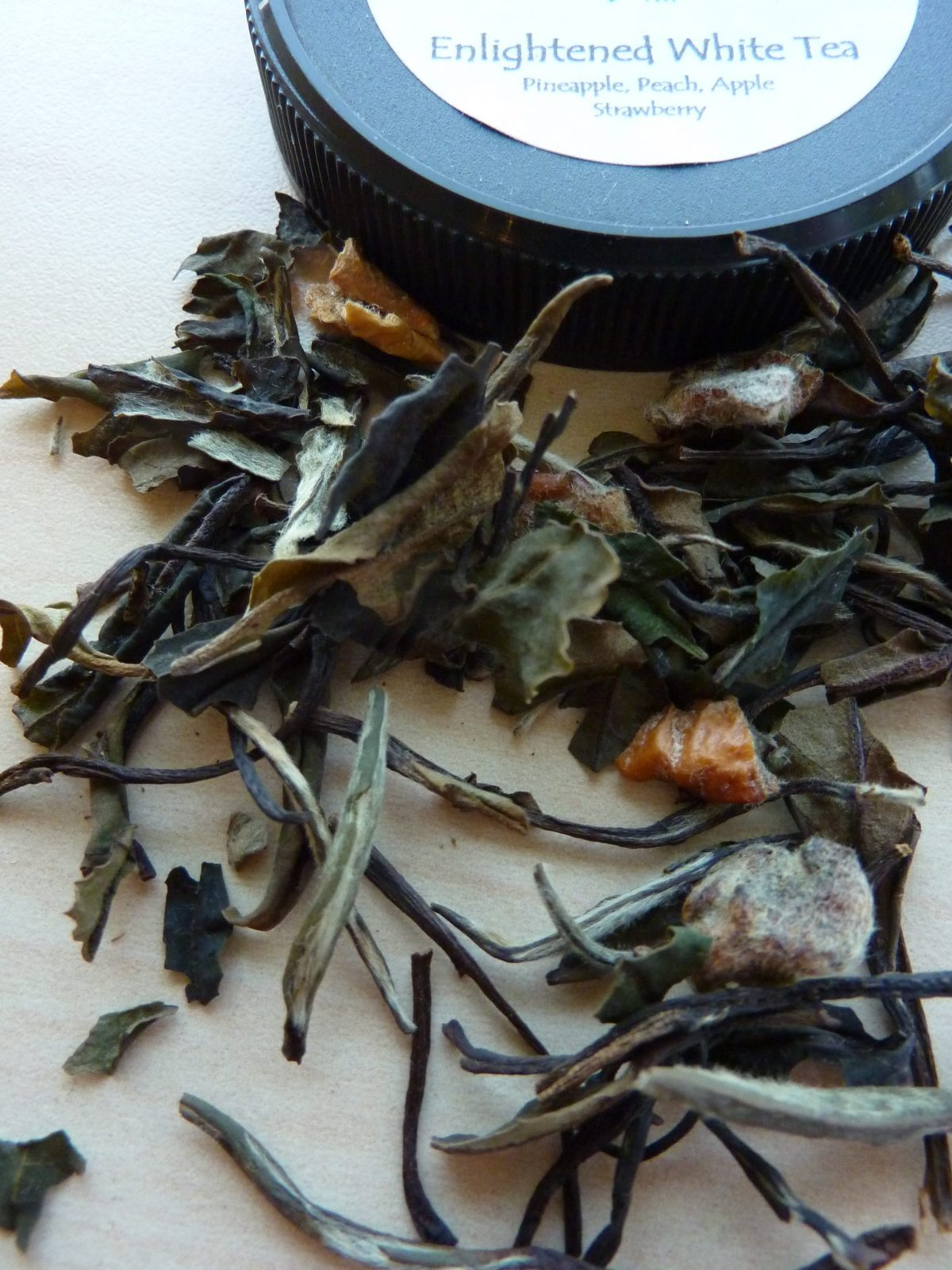 Enlightened Spirit White Tea