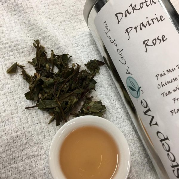 Dakota Prairie Rose White Tea