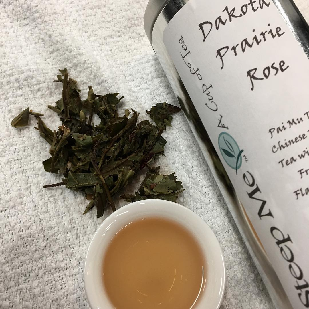 Dakota Prairie Rose White Tea