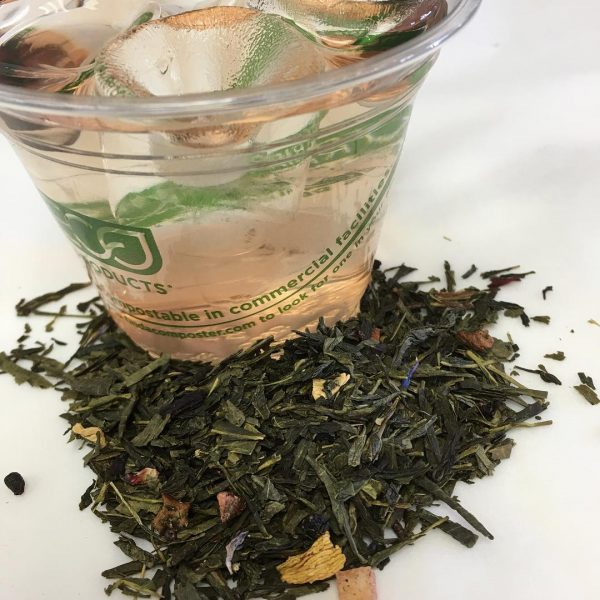 "Steep Me ""Mental Sharpness/Clarity"" Green Tea"