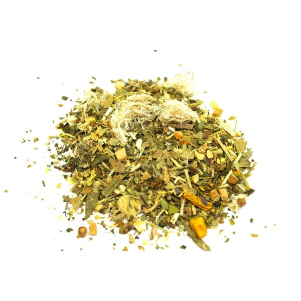 Asthma RelieverThis combination of herbs helps the body with those nagging occasional symptoms that comes with restriction of the air way.