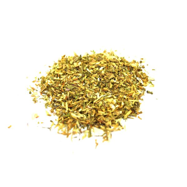 Tea-Tox Detox Tea Loose Tea with pieces of Peppermint, GInger, Licorice Root and Yellow Dock