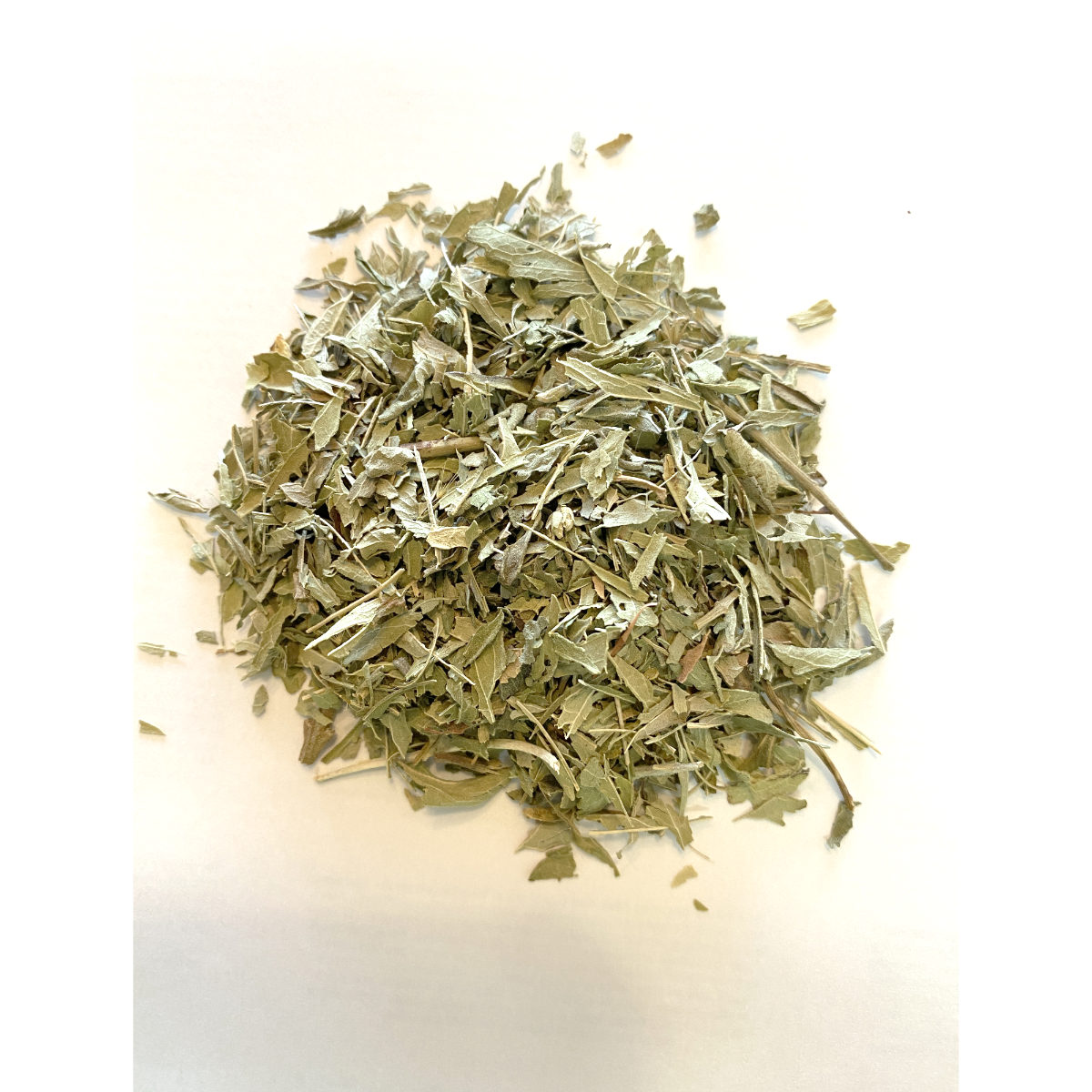 SteviaLeaf from South America. Indigenous people used leaves of the plant to sweeten beverages or chewed them for their sweet taste.